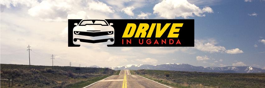 Drive in Uganda
